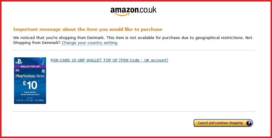 amazon psn card